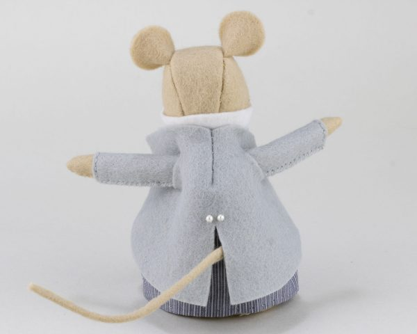 Mouse Wedding Topper PDF Sewing Pattern - 24th May 868 scaled