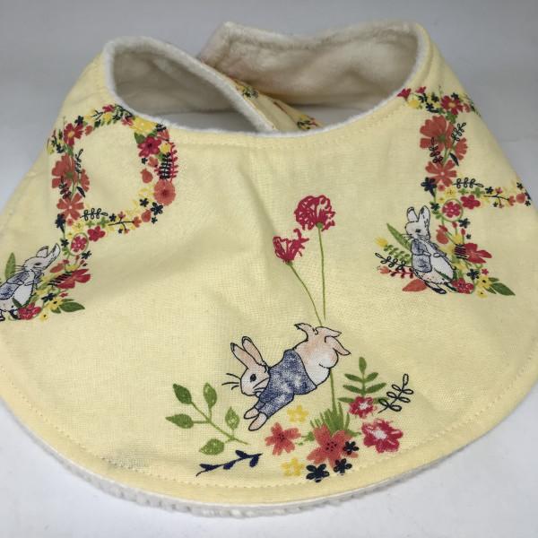 Baby Bib Rabbit Lemon - 86A75D76 713A 4C1E BB40 5C62416755BF scaled