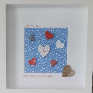 All Hearts Come Home for Christmas (Blue)