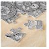 Jigsaw & Framed Map Gift Set - Capture