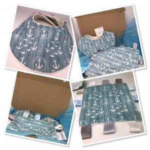 Baby Gift Set Nautical