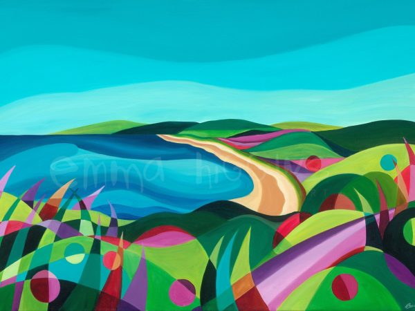 Greenway Limited Edition Print