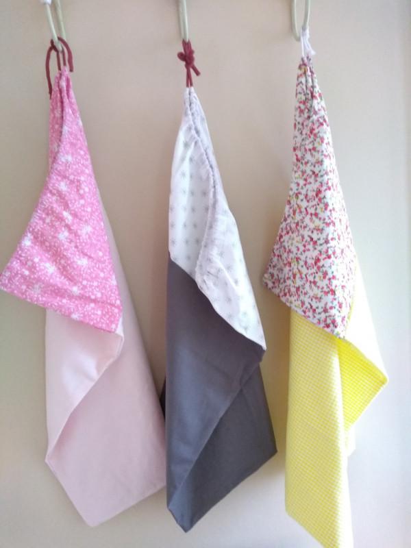 Hanging Laundry Bag
