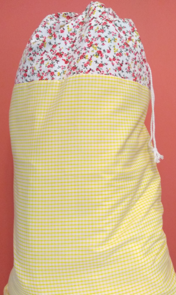Hanging Laundry Bag - Hanging Laundry Yellow 3