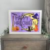 Happy Halloween A4 Print