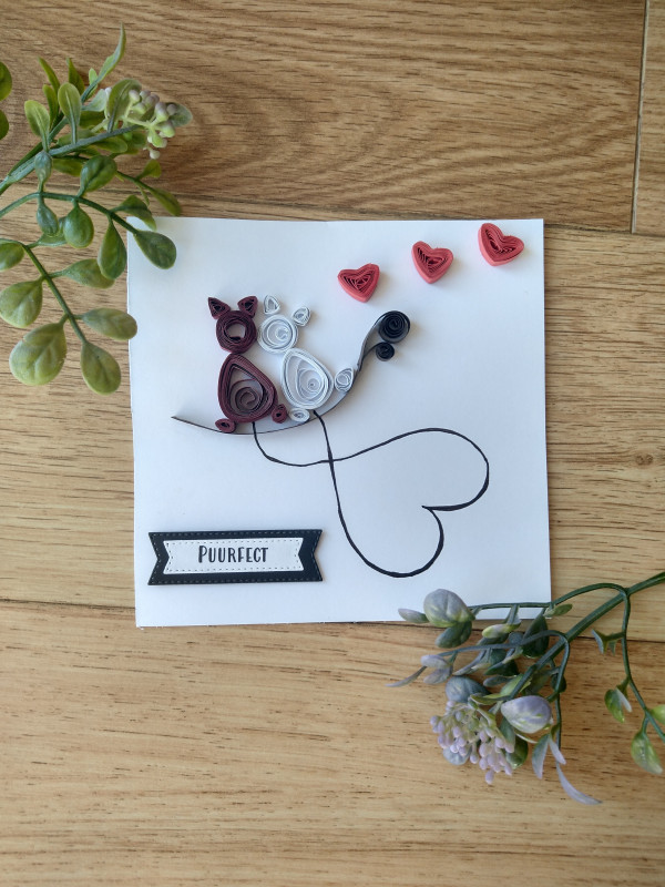 Personalised Quilled Frame Love and Cats - IMG 20210918 103614707 HDR2 scaled