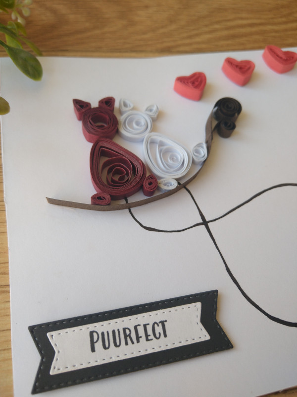 Personalised Quilled Frame Love and Cats - IMG 20210918 103627294 scaled