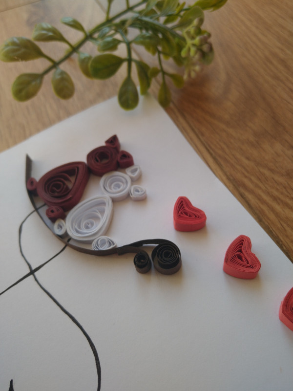 Personalised Quilled Frame Love and Cats - IMG 20210918 103632002 scaled