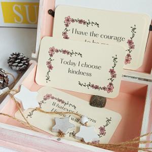 Morning Affirmation Cards