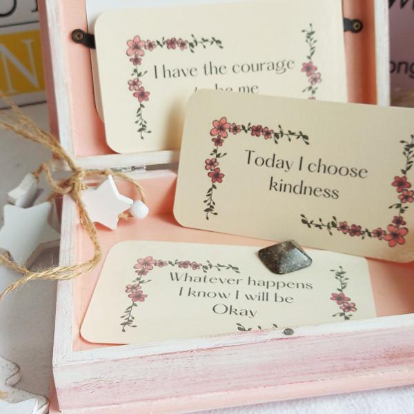 Morning Affirmation Cards - Lumii 20210912 143448079