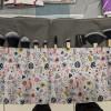 Graffiti Design Make-up Brush Roll-up - PXL 20201212 160033923