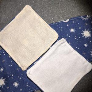 Reusable Cotton Pads 6 Pack