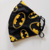 Batman Fitted Face Mask - PXL 20210519 080719377