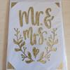 Mrs & Mr Wedding Card - PXL 20210805 141836750