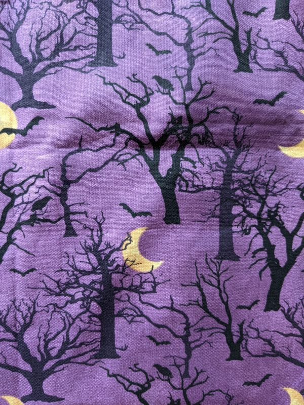 Spooky Trees Halloween Tote Bag - PXL 20210817 093743087 scaled