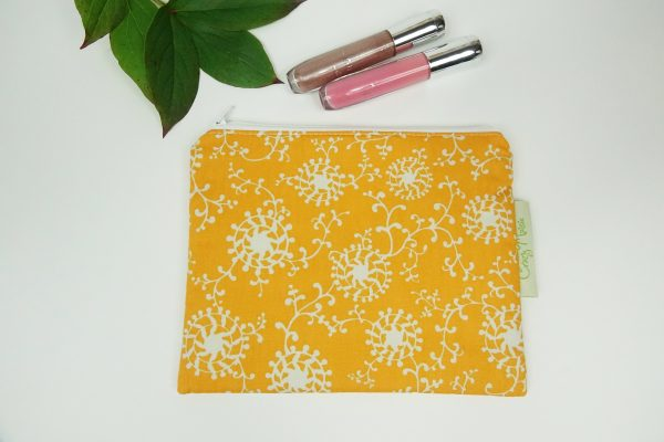 Orange Makeup Bag - RX302181 scaled