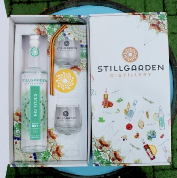 Stillgarden Social Gin Gift Box