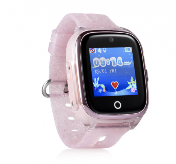 Jammowatch GPS Watch Phone for Kids pink