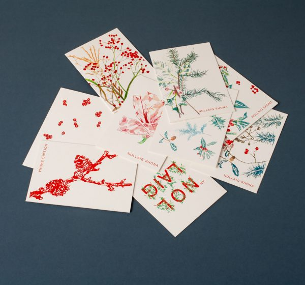 10 x Pack Christmas Cards
