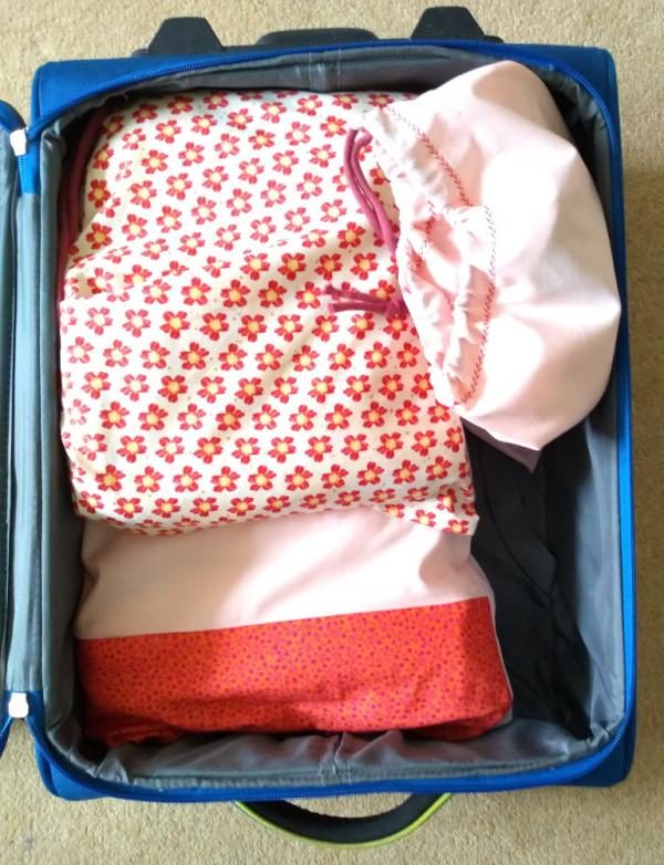 Travel Laundry Bag Set