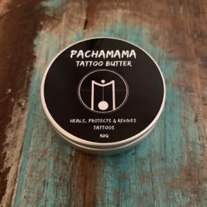 Pachamama Tattoo Butter