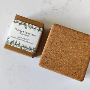 Orange & Spearmint Shampoo Gift Set - Normal Hair