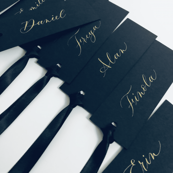 Personalised Gift Tags Pack of 4