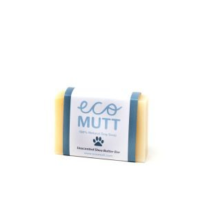 Unscented Dog Shampoo Bar Enriched with Shea Butter