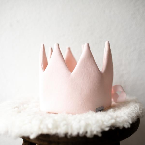 Kids Personalised Crown - Pink - 1 dd3c8f5e 53f9 464b b043