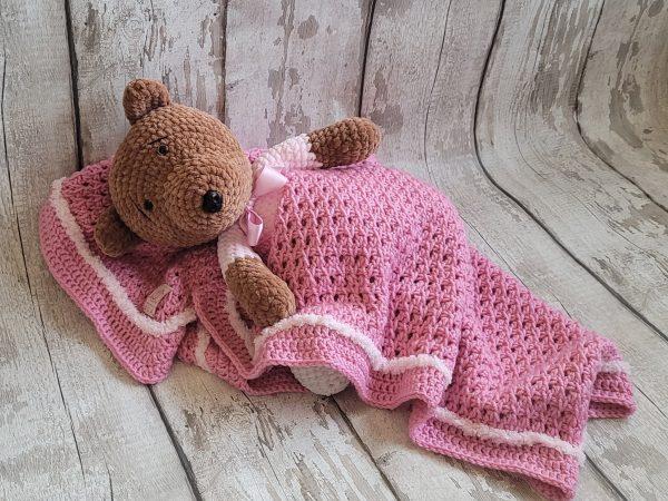 Amigurumi Teddy Bear - 200064861 4176430945749747 8406890388443928425 n