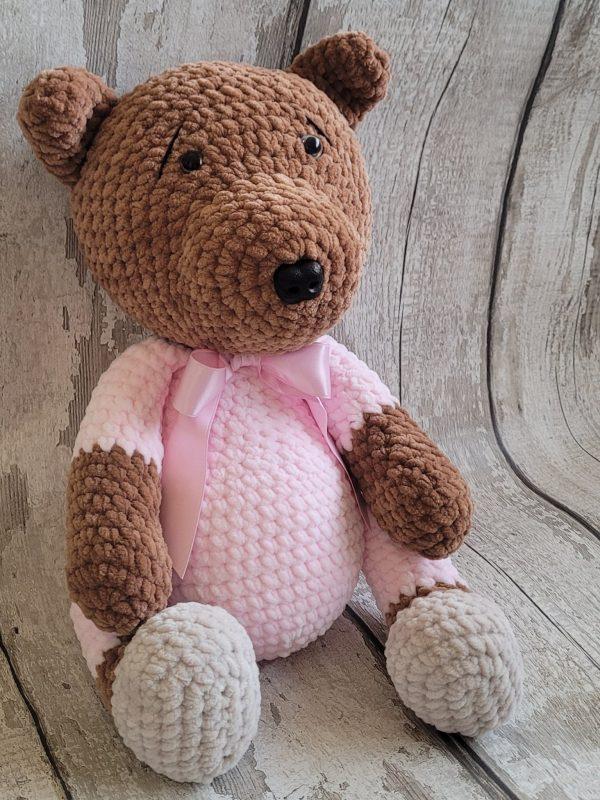 Amigurumi Teddy Bear - 200901033 4176420859084089 5421684017096996236 n