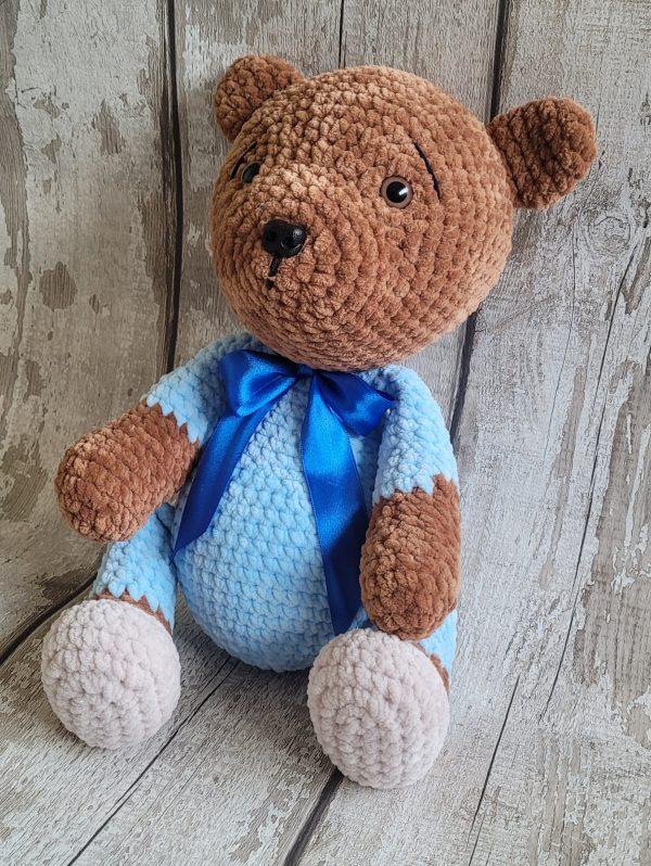 Amigurumi Teddy Bear - 20210531 163129
