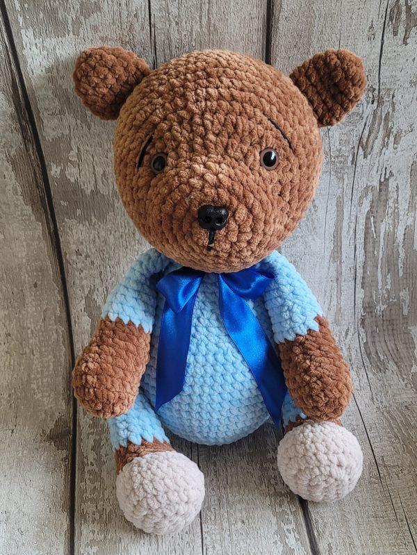 Amigurumi Teddy Bear - 20210531 163201