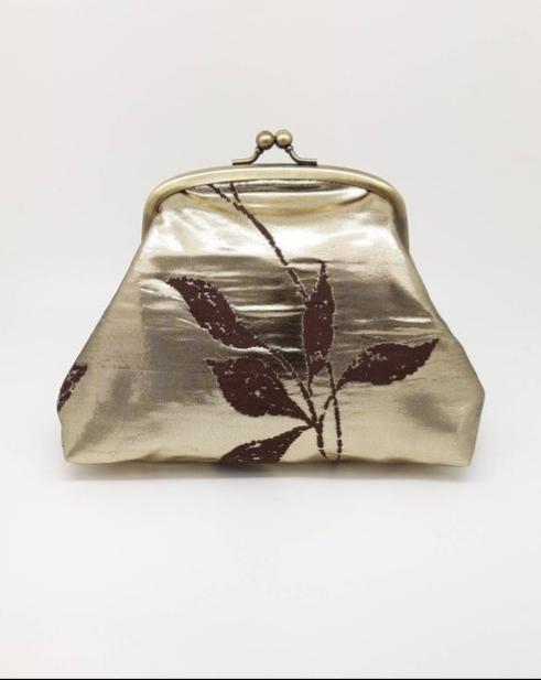 Metallic Gold Clutch Bag - 20210919 174837