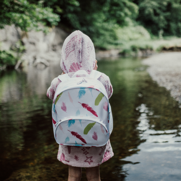 Feather Kids Backpack - 2 4fd6f8f8 5891 45f7 8282