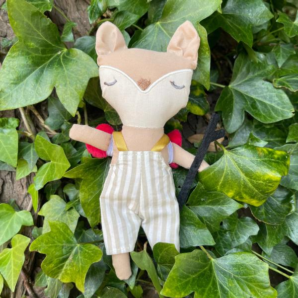 Mini Fox Superhero/Hiker - 2 dcfc7fbe 8a50 42f2 b405