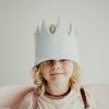 Kids Personalised Crown - Blue