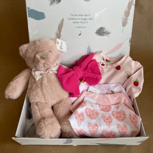 Ultimate Baby Girl Gift Box