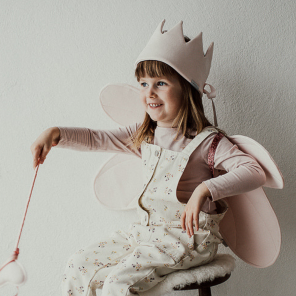 Kids Personalised Crown - Pink - 4 f1c7a7c5 5726 47f1 819f
