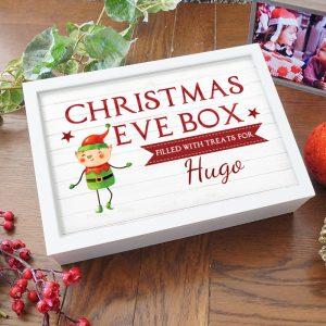 Christmas Eve Box Elf Design