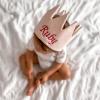 Kids Personalised Crown - Pink