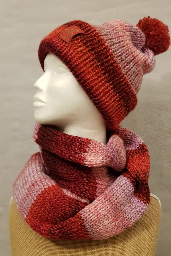 Adult Winter Hat and Scarf Set - 82171324 2783489858377203 7958036540733521920 n