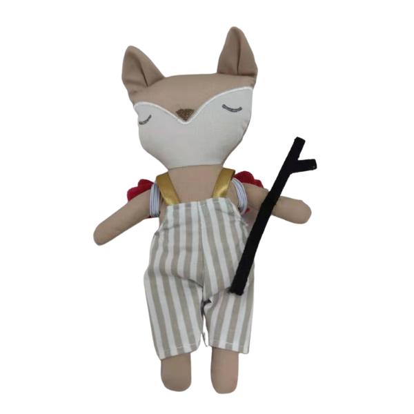 Mini Fox Superhero/Hiker -