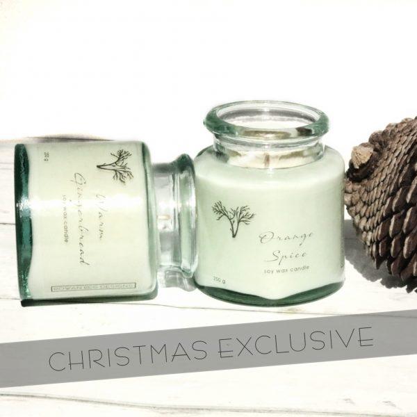 Connemara Christmas Candle Gift Box - Both Classic Christmas 2