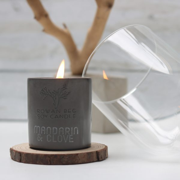 Urban Small Christmas Candle Gift Box - MC Small