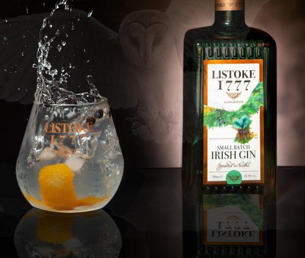 Listoke 1777 Irish Gin - Picture1