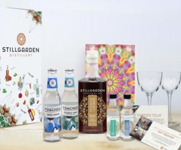 The Deluxe Stillgarden Experience Gift Box
