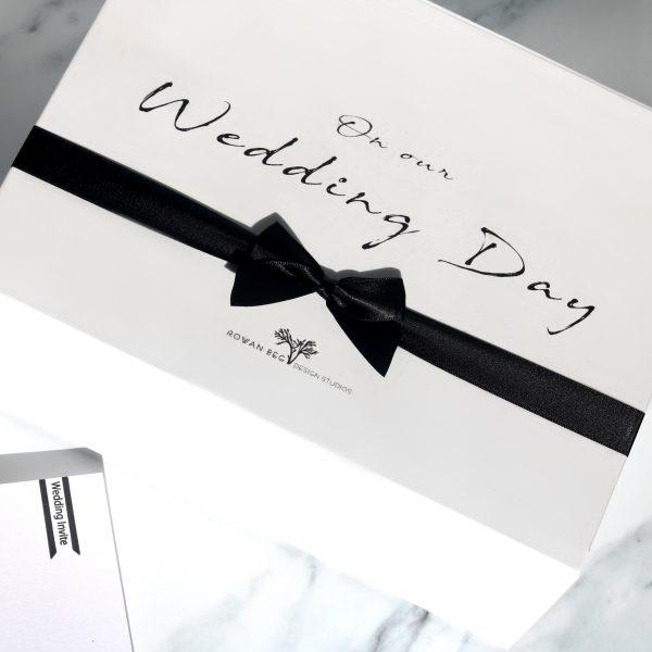 Wedding Candles Gift Box - Wedding 1