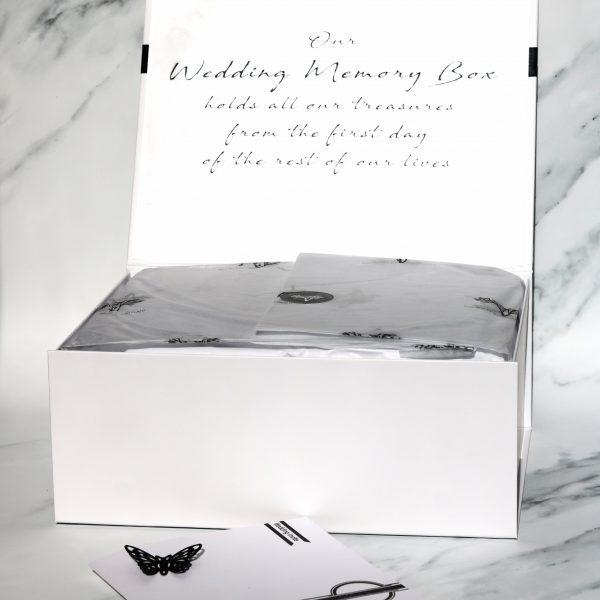 Wedding Candles Gift Box - Wedding 2