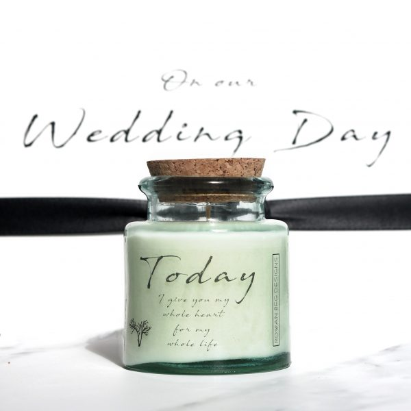 Wedding Candles Gift Box - Wedding 5